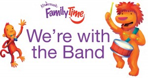 Family Time - We're with the Band