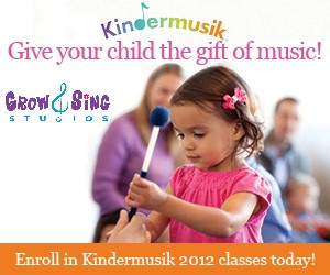 Gift of Kindermusik
