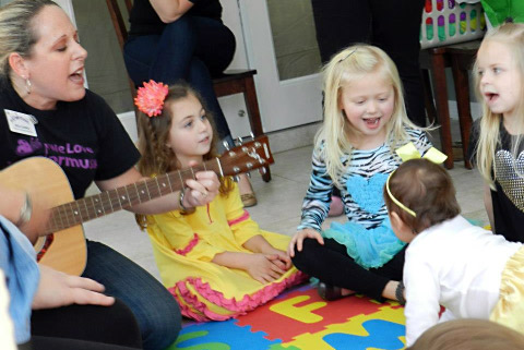 Kindermusik Birthday Parties