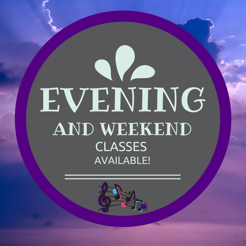 evening and weekend classes at kindermusik grow and sing studios in orlando florida