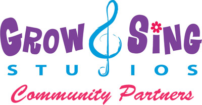 Grow and Sing Studios Community Partners