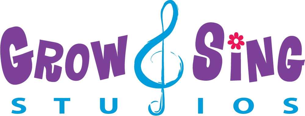 Grow and Sing Studios logo