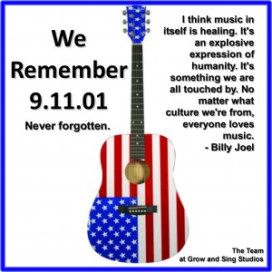 911 We remember