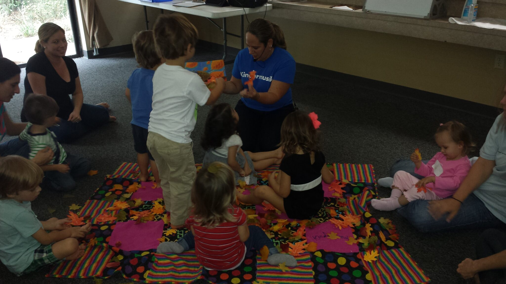 Fall colors activities for toddlers - Leaves Exploring Fall Leaves In Florida
