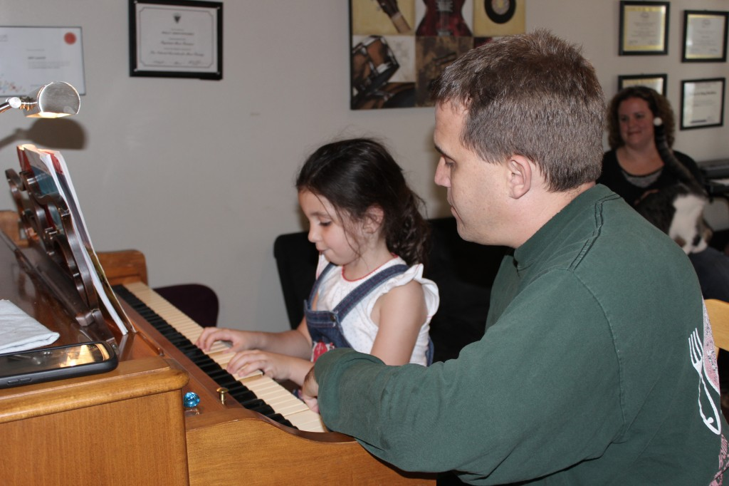 Orlando piano lessons with Mr. Will