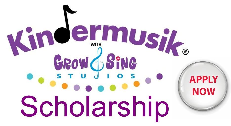 Kindermusik scholarship
