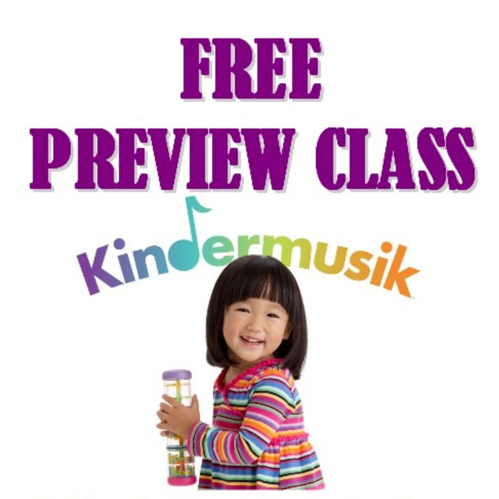 free preview kindermusik class