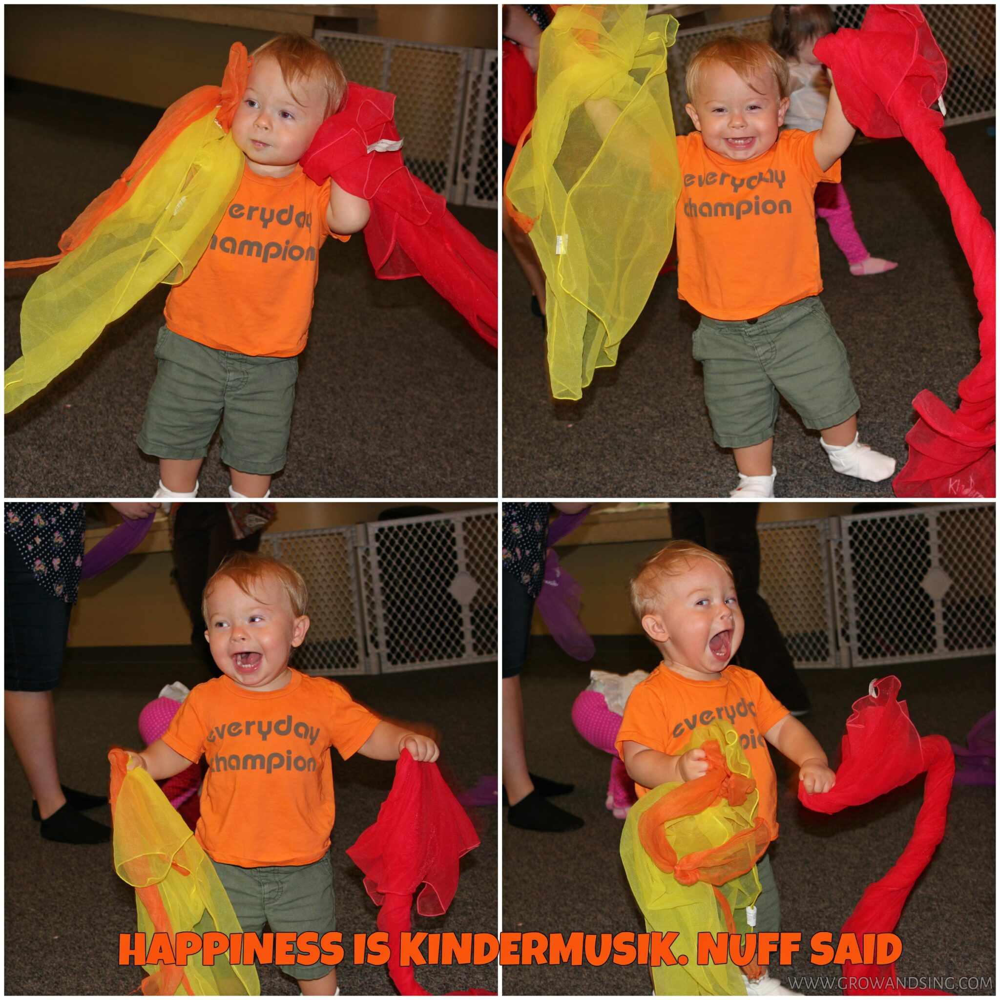 kindermusik happiness