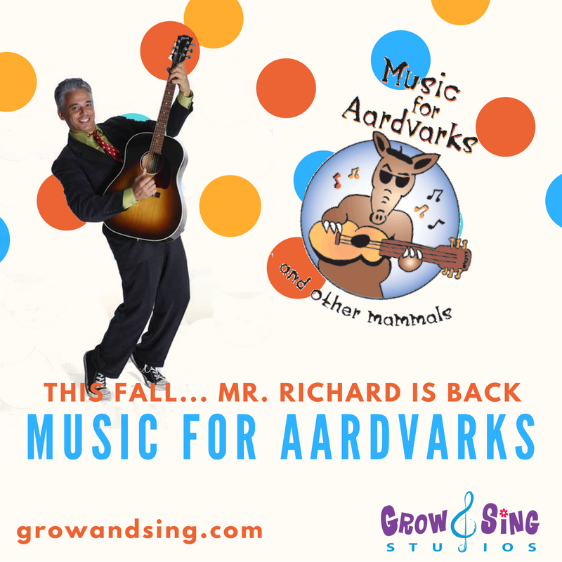 this fall... mr. richard is back!