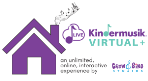 Kindermusik Online virtual classes orlando florida