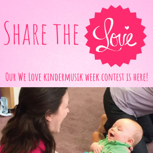Share the contest online at Grow and Sing Studios